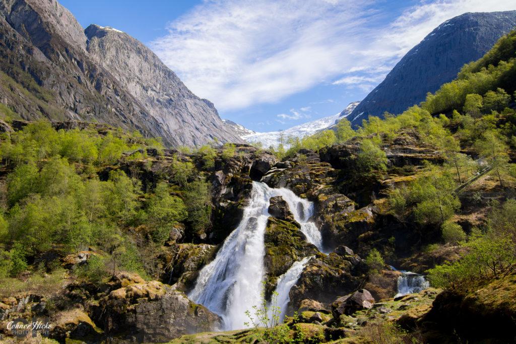 Briksdal glacier norway 1024x683 Travel