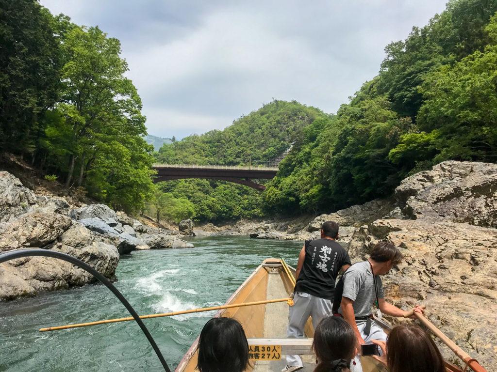 Hozugawa River Cruise Kyoto Japan 1024x768 Japan 2019