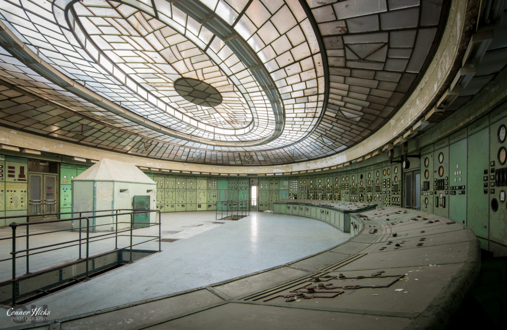 Kelenfold urbex power station budapest