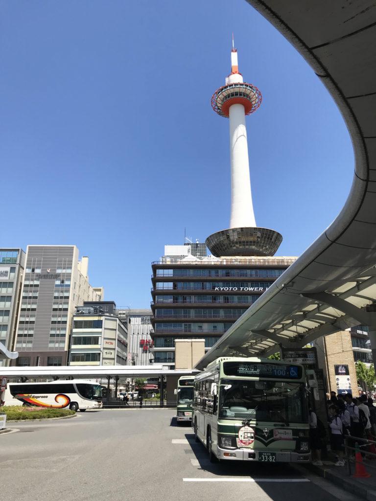 Kyoto Train Station 768x1024 Japan 2019