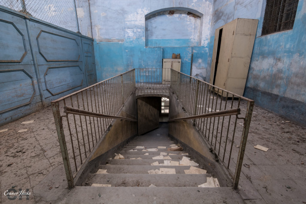 Manicomio Di R Urbex Stairs 1024x683 Manicomio Di R, Italy