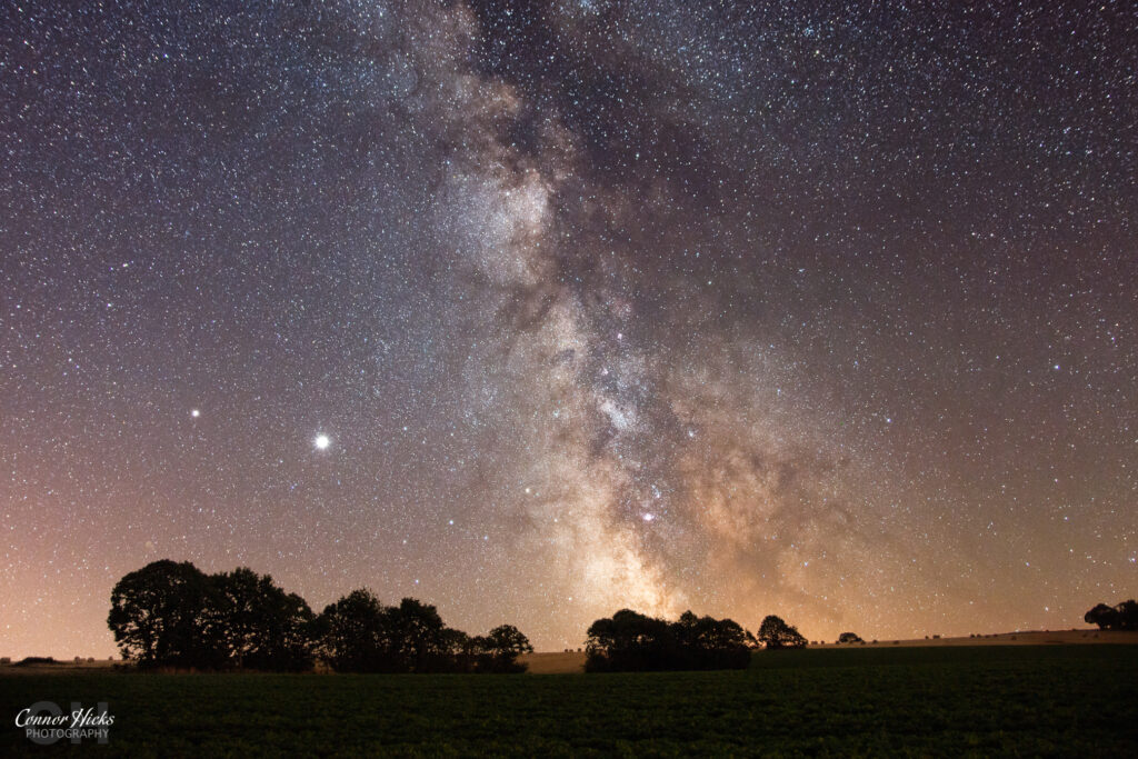 Milky Way Brittany France Astrophotography 1024x683 Astrophotography