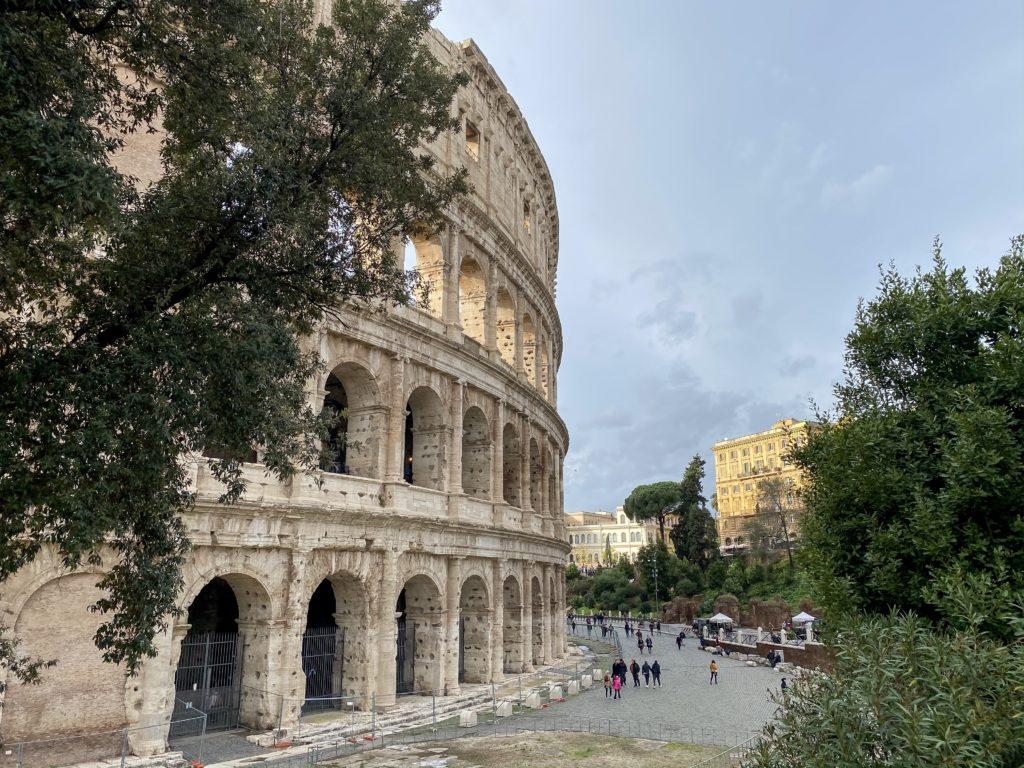 Rome Colloseum Italy 1024x768 Travel