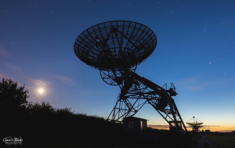 Urbex Mullard Radio Astronomy Observatory