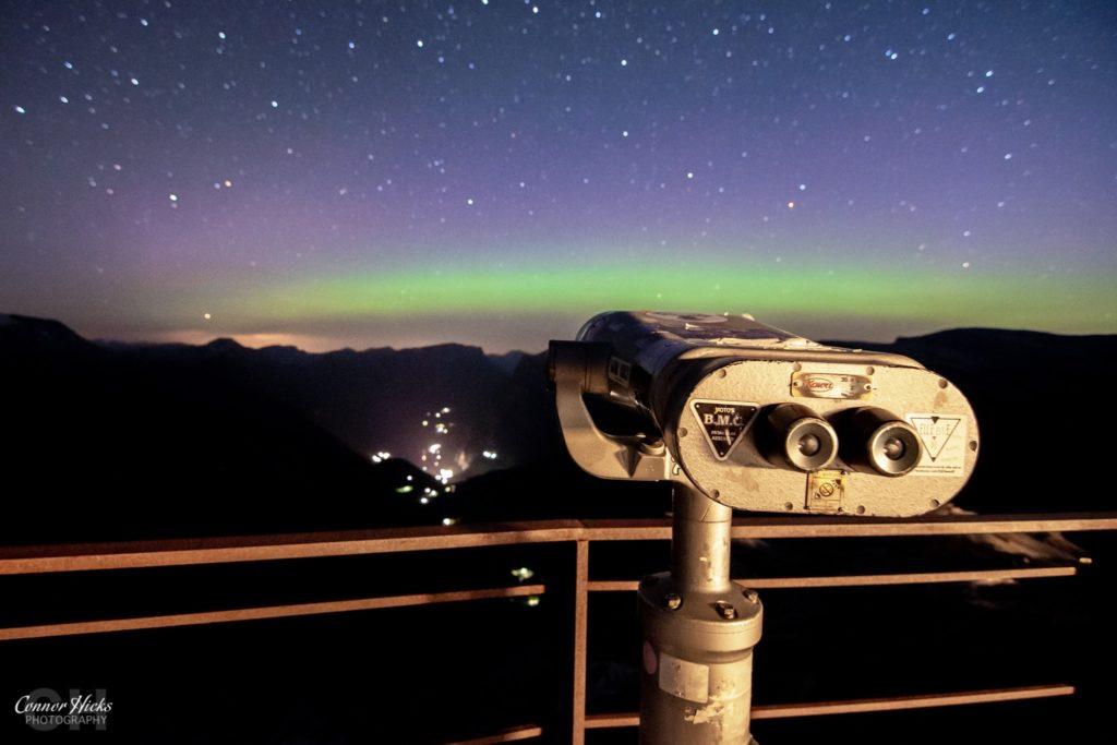 aurora borealis Geiranger Norway 1024x683 Astrophotography