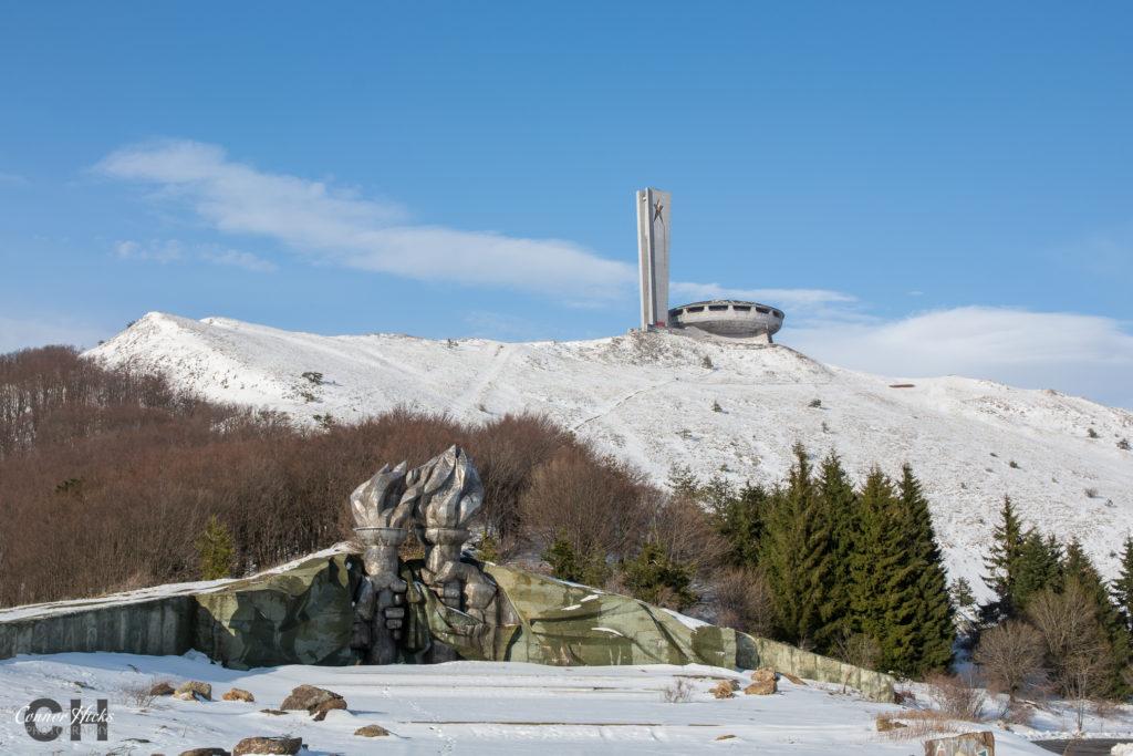 buzludzha monument bulgaria urbex 1024x683 Buzludzha Monument, Bulgaria