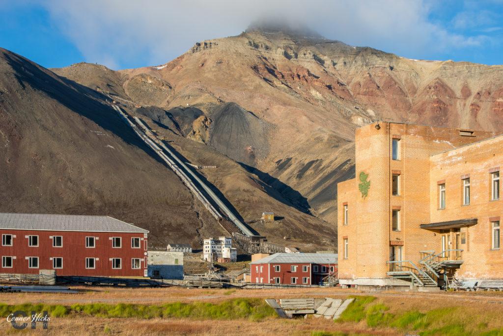 coal mine pyramiden urbex  1024x683 Pyramiden, Svalbard