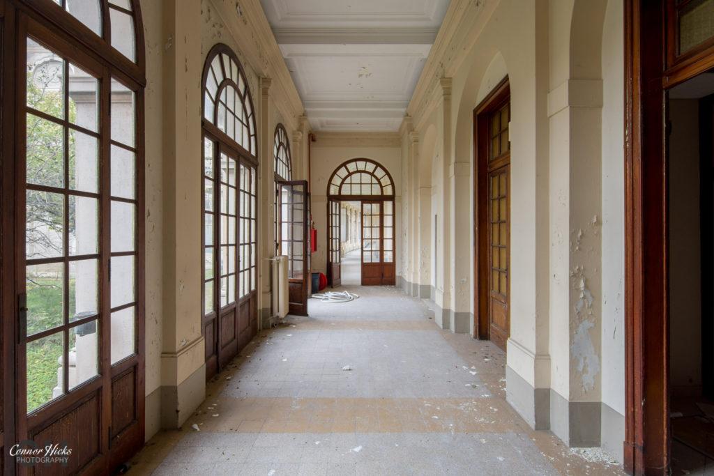 hallway ospedale di g  1024x683 Ospedale Di G, Italy