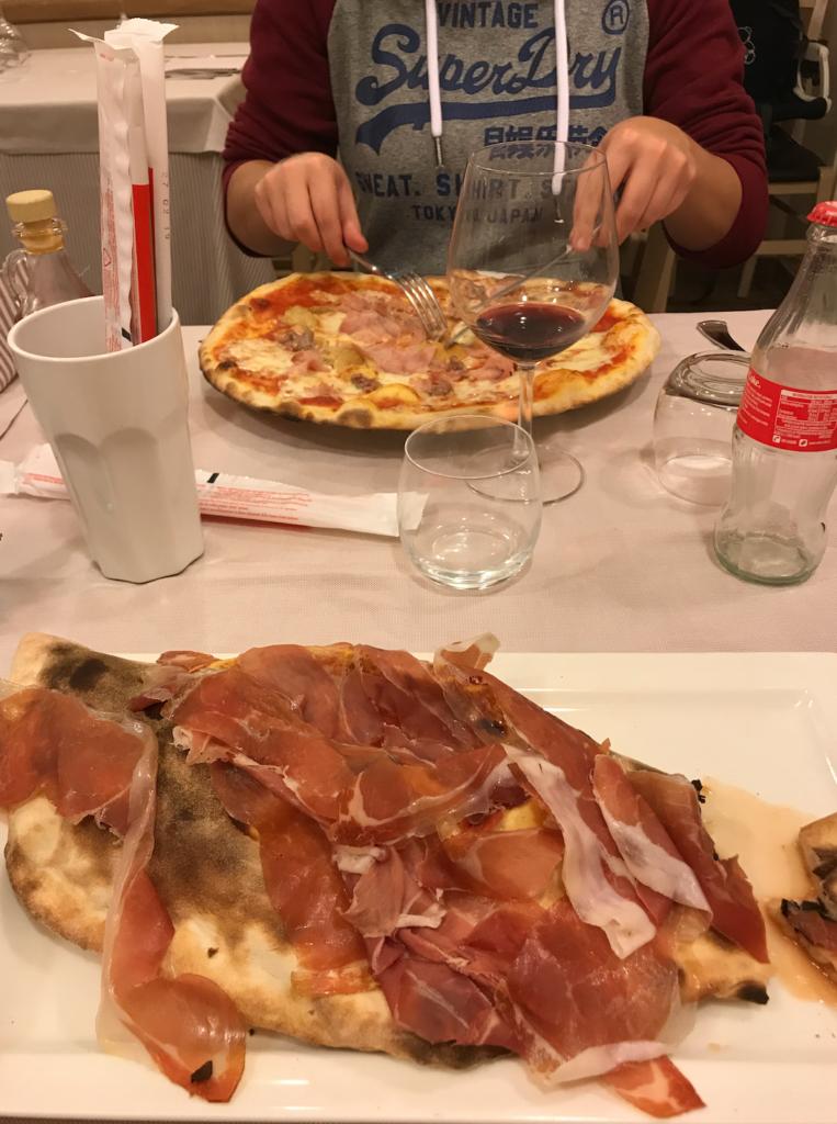 italian calzone 763x1024 Italian Road Trip, November 2018