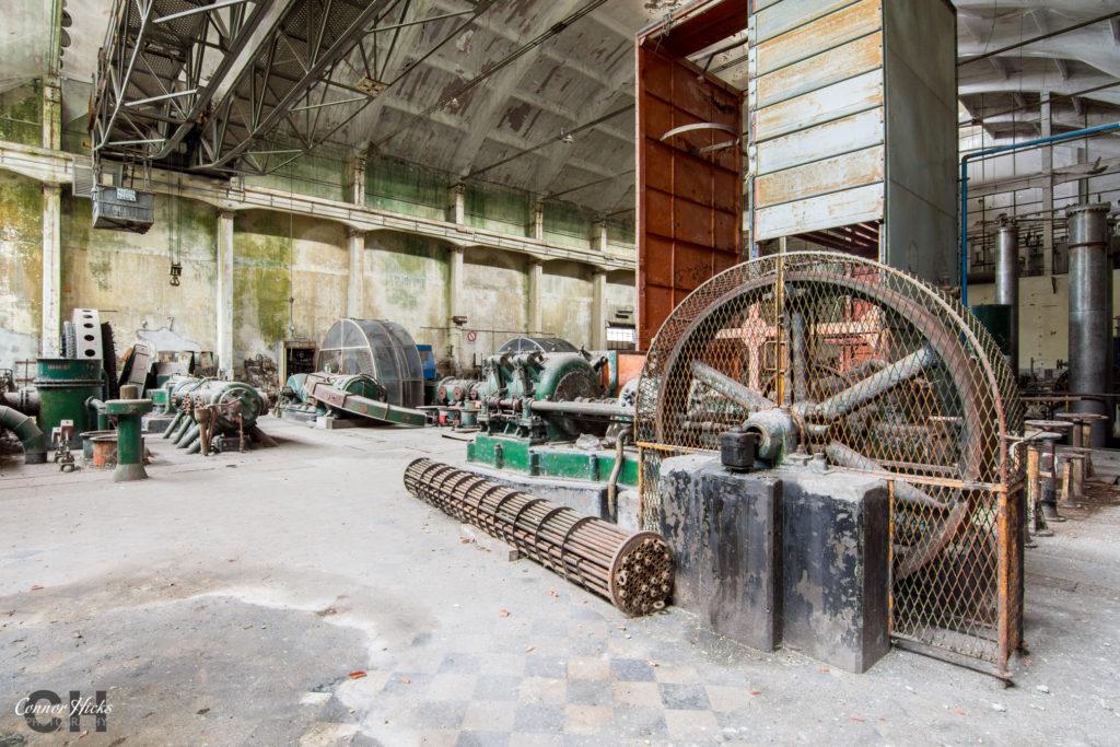 italy hydro power plant 1024x683 Power Plant V, Italy