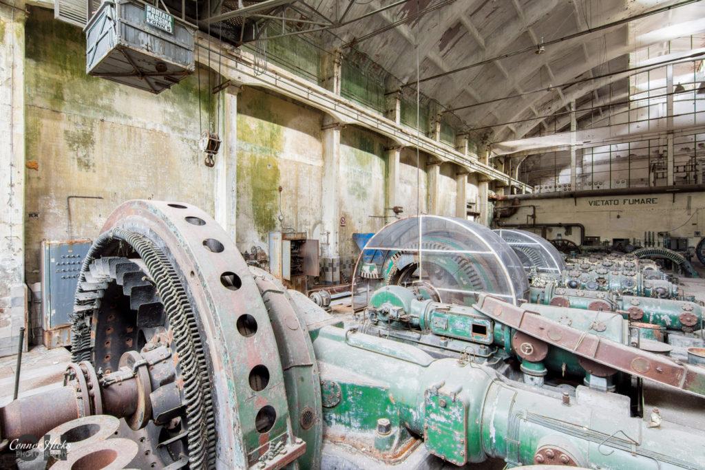 italy urbex power plant v 1024x683 Power Plant V, Italy