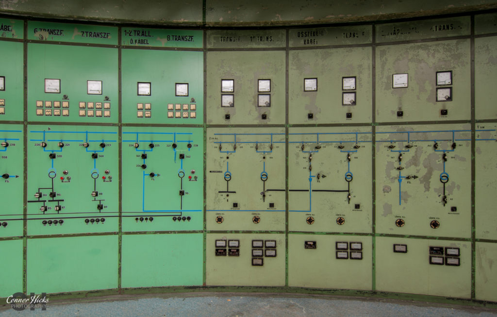 kelenfold power station budapest urbex