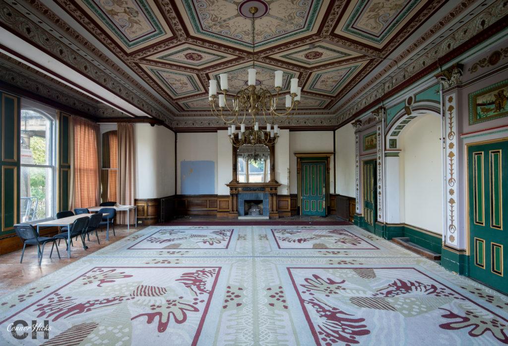 malsis hall mansion school urbex yorkshire