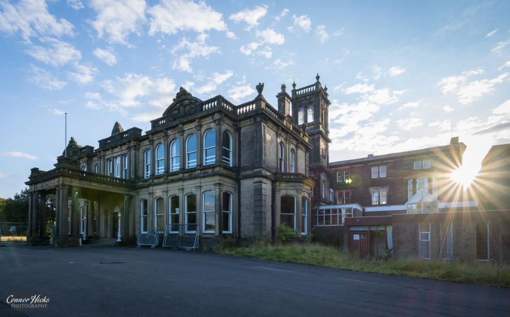 malsis school hall mansion urbex