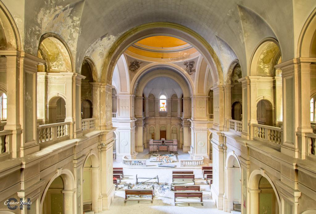 ospedale di g urbex italy 1024x695 Ospedale Di G, Italy