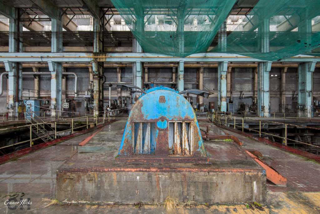 power station urbex turbine 1024x683 Shepherds Plant, Hungary