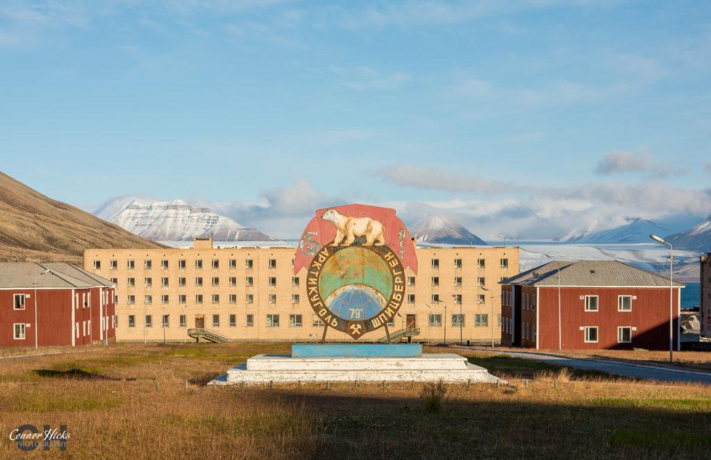 svalbard pyramiden polar bear  1024x663 Pyramiden, Svalbard