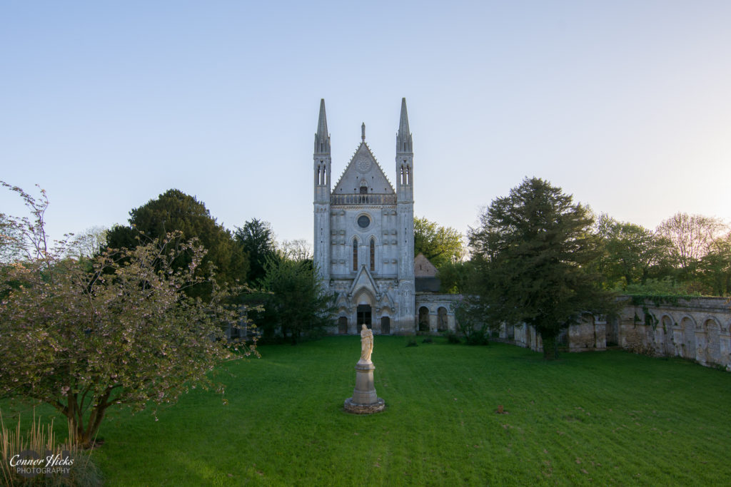 urbex chapelle des pelotes 1024x683 Chapelle Des Pelotes, France