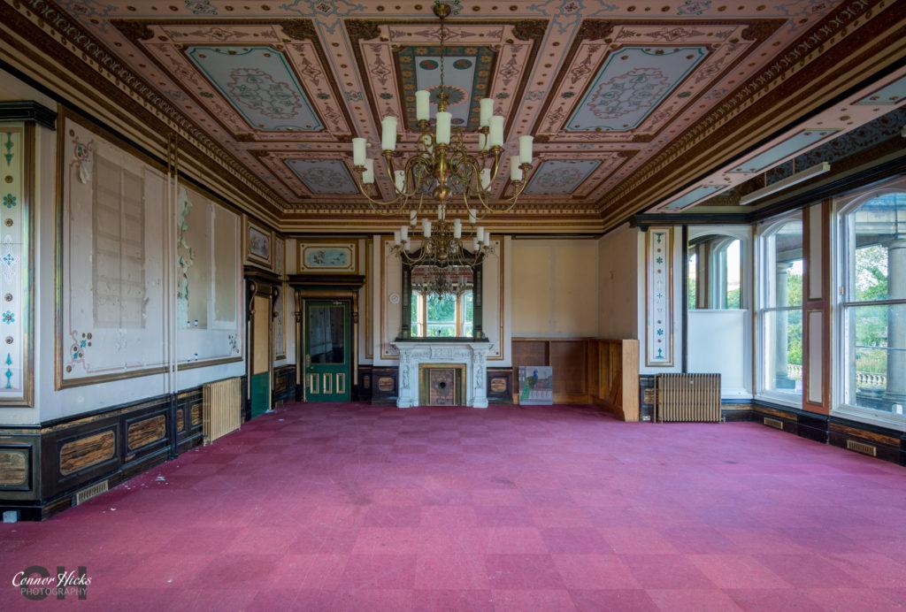 urbex malsis school yorkshire mansion
