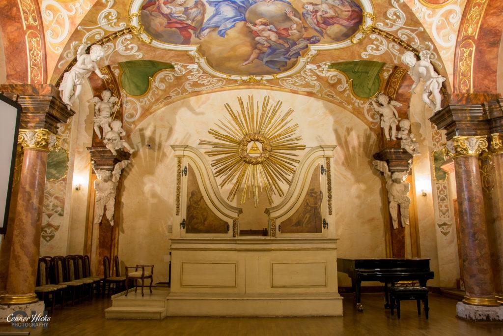 wroclaw university music hall
